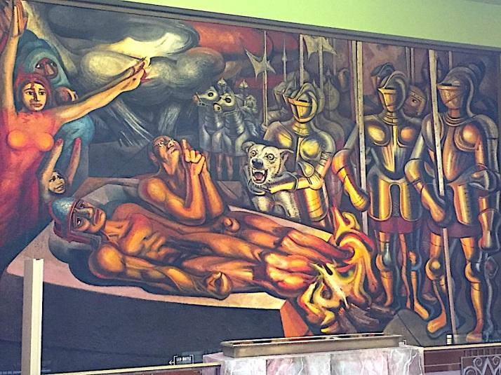 Aztec Torture
