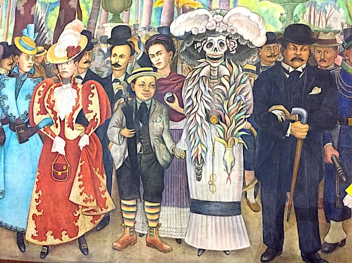 The Mexican Muralist Movement | Month at a Time Travel