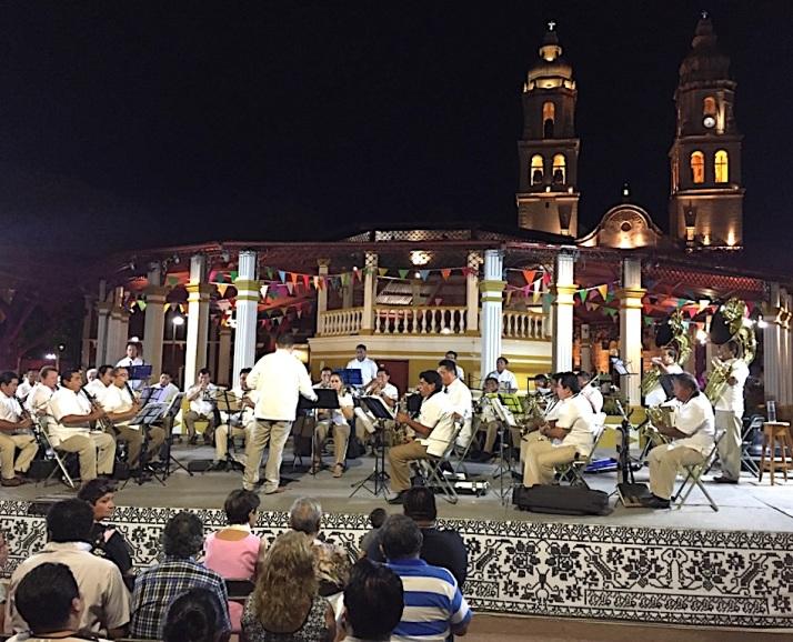 Campeche concert