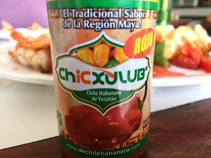 Habenero Sauce