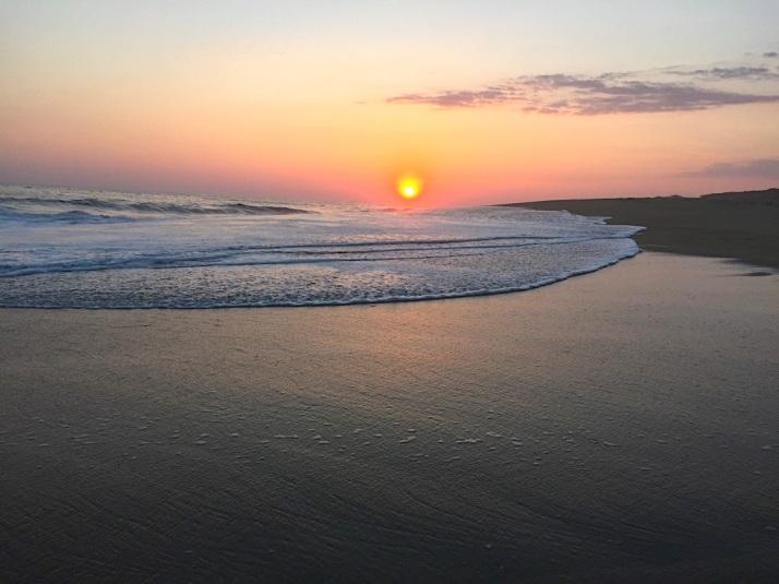 Sunset at Bacocho