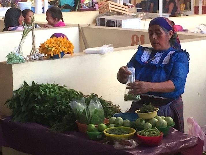 Zapotec Woman