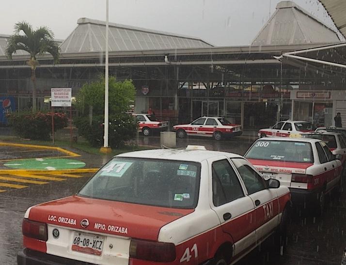 Orizaba Rain
