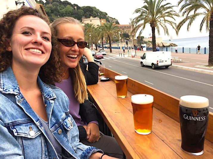 Beers at Waka