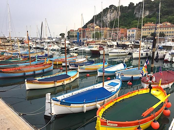 Nice small boats