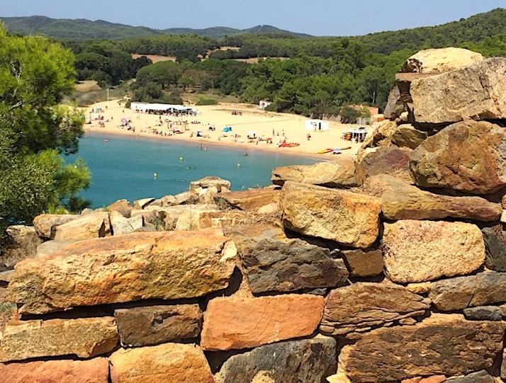 Iberian wall