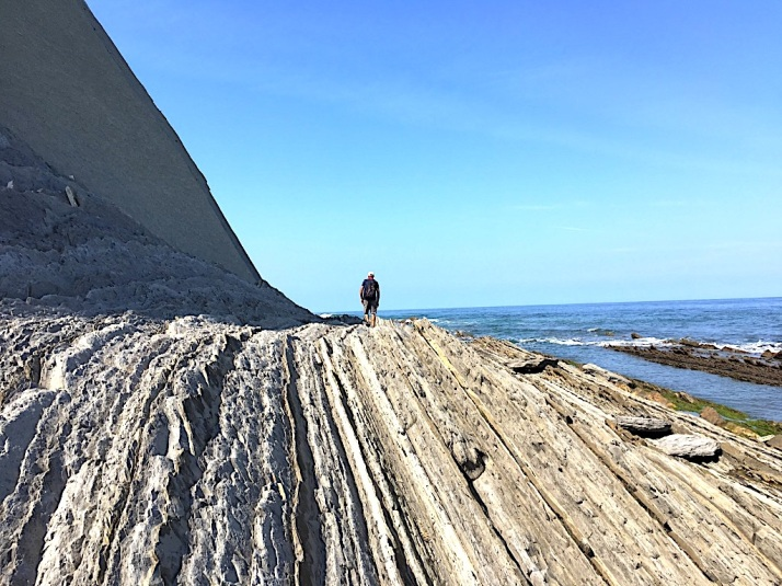 Joe on Flysch