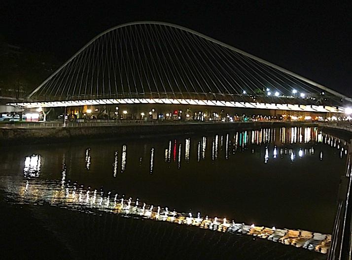 Calatrava night