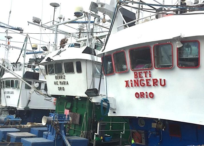Orio boats