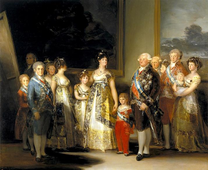 Goya Charles IV