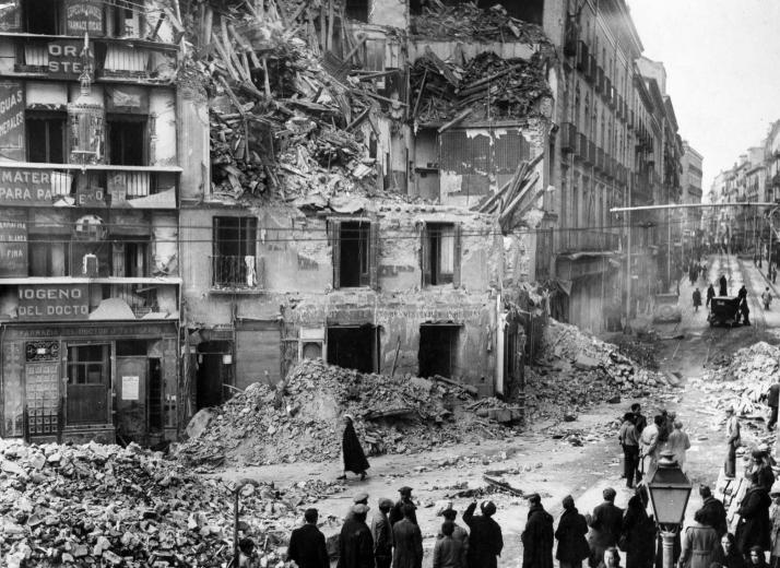 Siege of Madrid