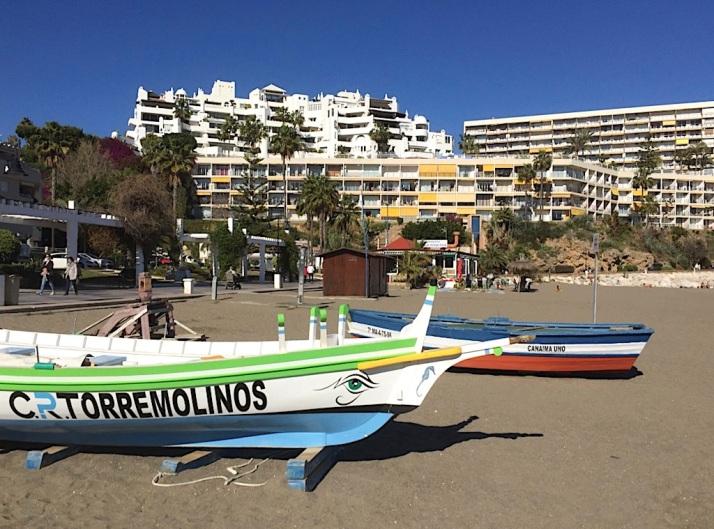 Torremolinos boats