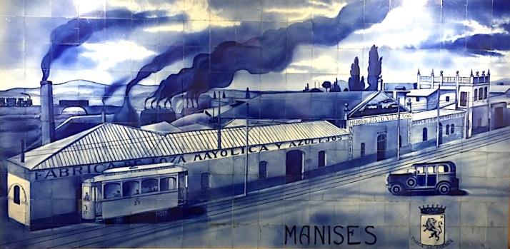 Manises Industry Tiles