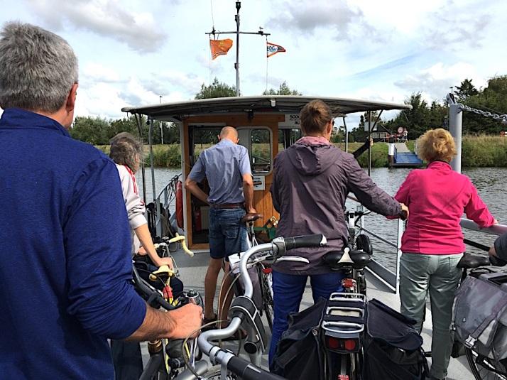 Bike Ferry