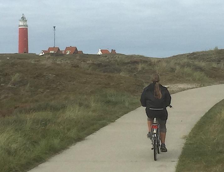 Es Texel lighthouse