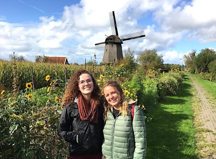 Windmill polder girls