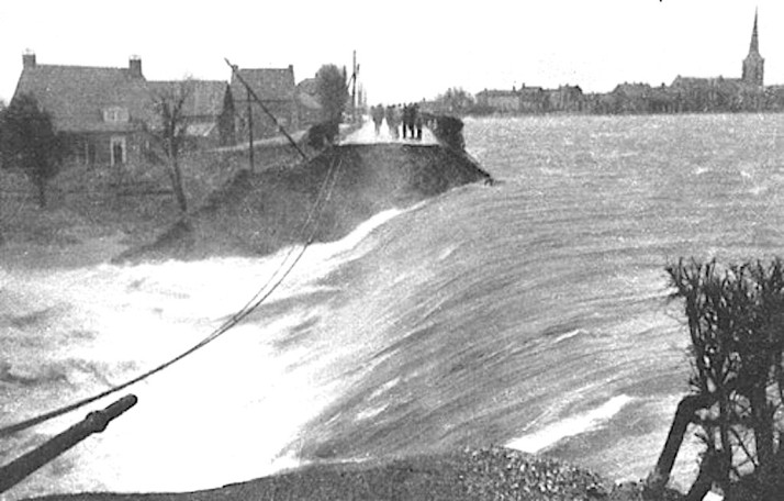 1953 breach dike