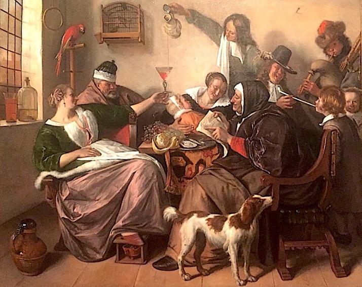 Jan Steen Party