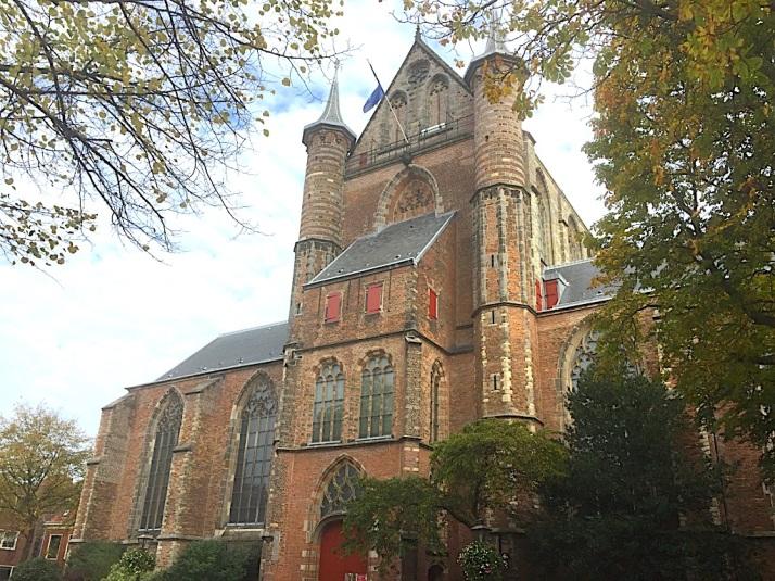 Pilrim Leiden