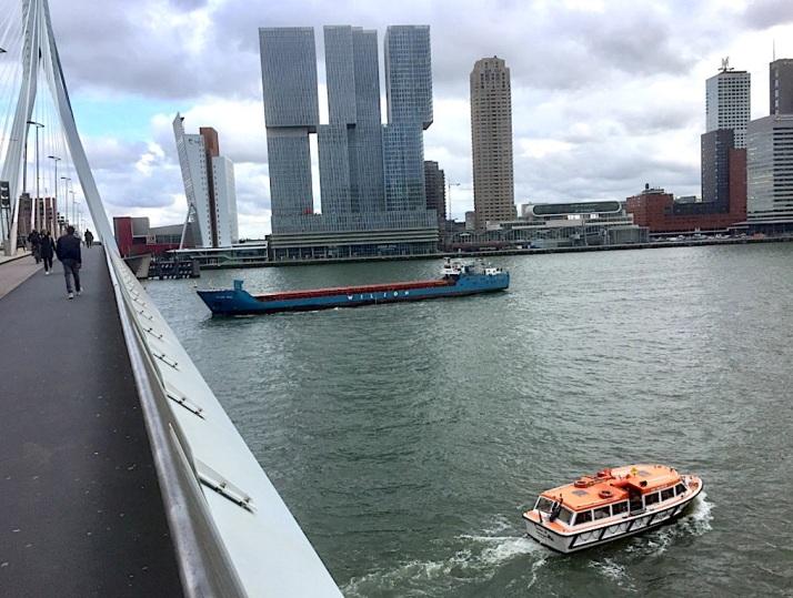 Rotterdam ships